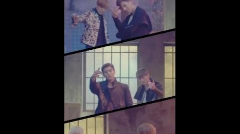 U-KISS 「Kissing to feel」Music Video(縦 version)