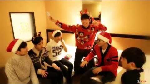 TEEN TOP(틴탑) Snow Kiss(눈사탕) Self MV for Angel!