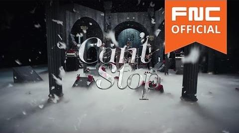 CNBLUE - Can't Stop