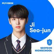 JiSeoJun-SeoyeonHighschool