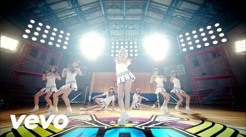 AOA - Heart Attack (Japanese Ver) -Dance ver-