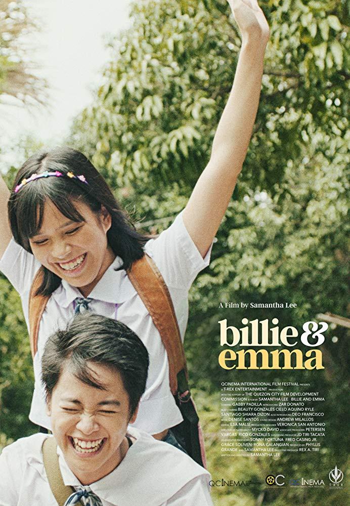 Billie and Emma
