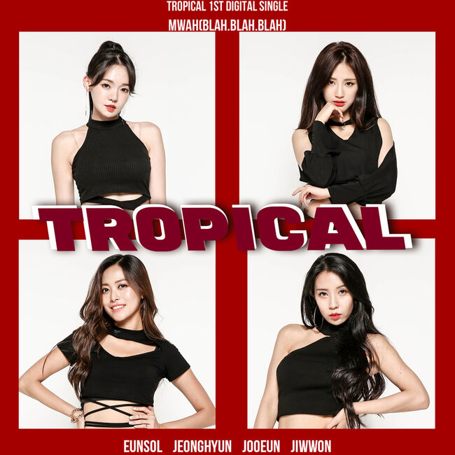 Tropical 1st Digital single album.jpg