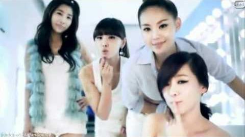 Brown Eyed Girls Smile Chock Chock