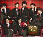 Kis-my-ft2 Thank you Jan-promo