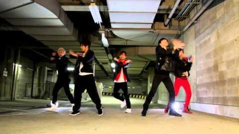 Da-iCE Splash Music Video
