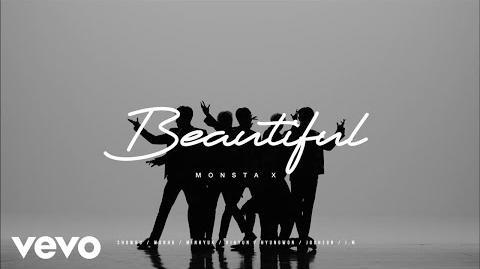 MONSTA X - 「Beautiful (Japanese ver.) 」 Music Video (Full ver