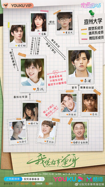 Professional Single Wiki Drama Fandom Single since birth, yuan qian and qin shen are two people who will probably end up being single for life because they want to. professional single wiki drama fandom