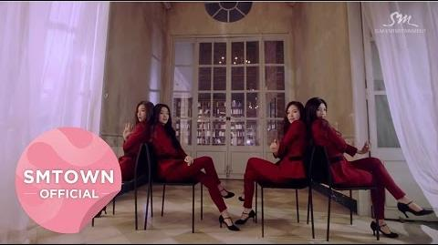 Red Velvet - Be Natural (feat SR14B Taeyong)