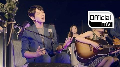 Hwang Chi Yeu & leeSA - Holding The End Of This Night