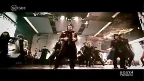 SS501 • 4Chance • MV • HD
