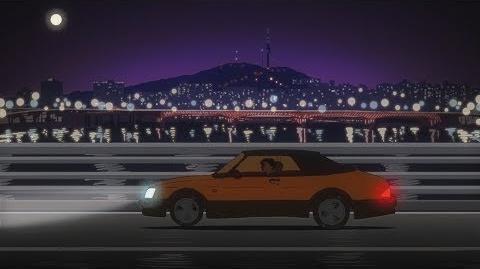 Yoon Jong Shin 윤종신 'Night Drive (Monthly Project 2018 October Yoon Jong Shin)' MV