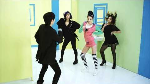 Kan Mi Yeon - Watch MV - Paparazzi