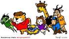 20120818 RunningMan Animal