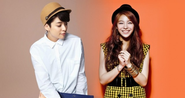 Ailee & Amber One Fine Day