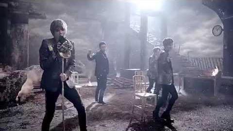 TEEN TOP(틴탑) Missing(쉽지않아) MV (Dance ver