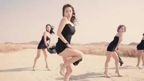 ICiA(아이시어) Sad heel(새드힐) MV