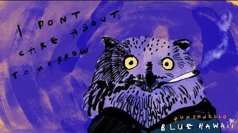 펀치넬로 (punchnello) - Blue Hawaii (Feat. Crush, PENOMECO) (Prod
