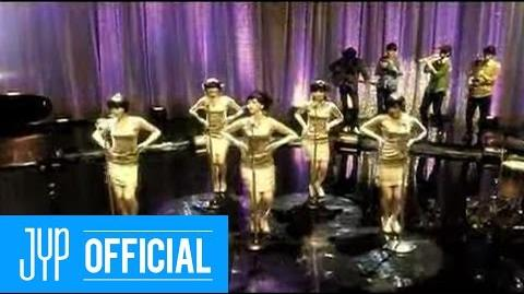 "Wonder Girls ""NOBODY (Kor"