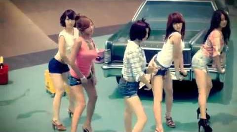 4MINUTE (포미닛) - Freestyle HD MV