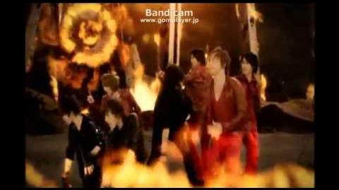 FIRE BEAT kis-my-ft2 (PV)