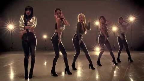 K-pop 타히티 폰넘버 M V영상 - TAHITI Phone Number M V