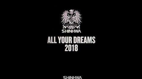 SHINHWA All Your Dreams (2018) MV