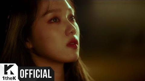 MV Kim Na Young(김나영) I Can't Say That(그 한마디)