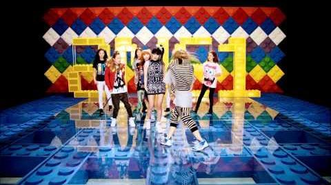 2NE1 - Don't Stop The Music