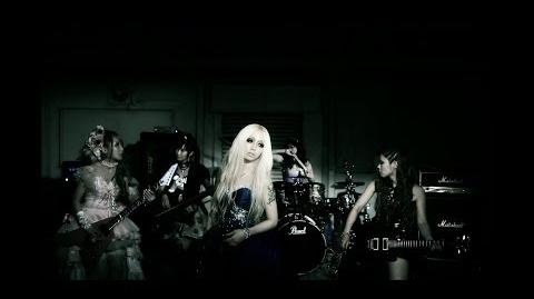 Aldious - Butterfly Effect (Music Video Sample)