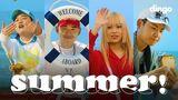 MV Summer! - 수퍼비, UNEDUCATED KID, 트웰브 (twlv), Yuzion DF FILM 딩고 X 영앤리치 (Part 2)