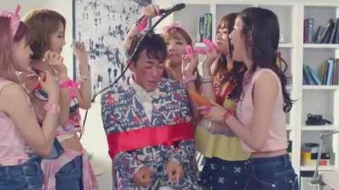 """K-pop 타히티 3번째 싱글 """"오빤내꺼"""" 뮤직비디오"""