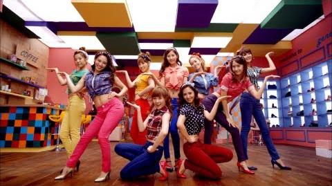 Girls' Generation - Gee (Japanese Ver)