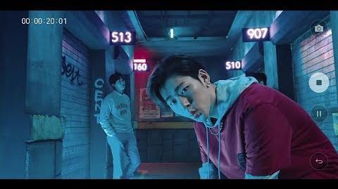 LG V30 X 블락비 (Block B) My Zone M V 프로젝트 광고 CF