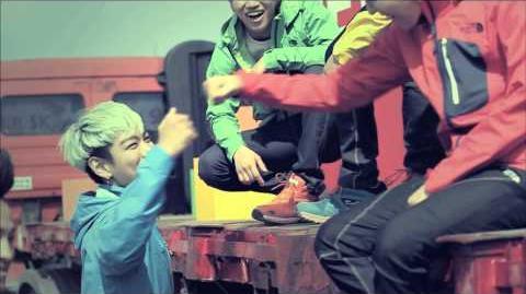 노스페이스 'NEVER STOP DREAMING' SONG by BIGBANG (Full Text)