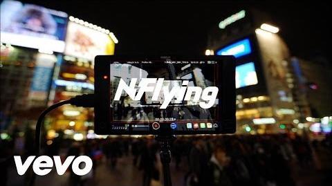 N.Flying - 「Knock Knock –Japanese ver