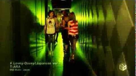 T-ara - Lovey Dovey (Japanese Ver