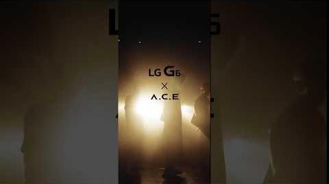 A.C.E(에이스) X LG G6 - 선인장(CACTUS) ENG ver.