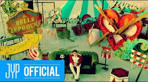 Jun K - No Love (KOR Ver)