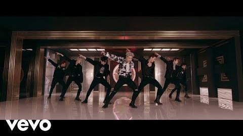 MONSTA X - 「Shoot Out (Japanese ver.)」 Music video
