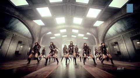 "SNH48 年度大制作MV《呜吒》 ""Uza"" MV"