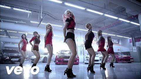 AOA - Give me the Love (Dance Ver)