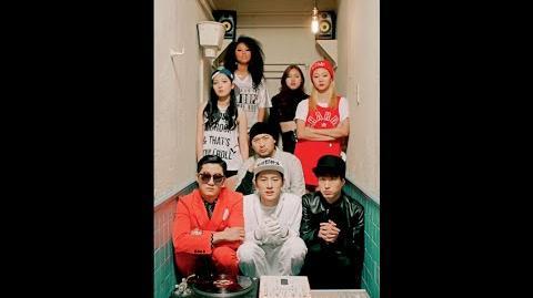 Epik High - Born Hater (Explicit Vercion) (Feat Verbal Jint, Beenzino, BI, Bobby & Mino of Winner)