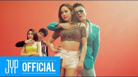 JY Park - Who's Your Mama?