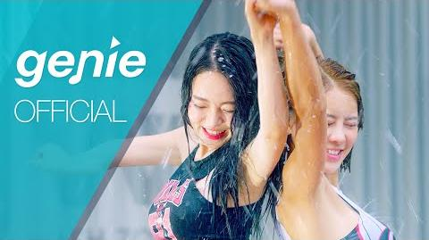 밤비노 BAMBINO - 달빛샤워 Moonlight Shower Official M V