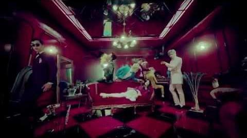 MV Block B(블락비) - JACKPOT(잭팟) Behind cut