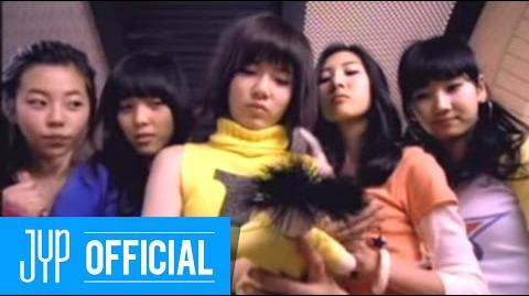 "Wonder Girls ""Irony"" M V"