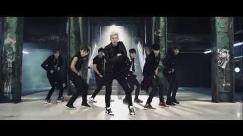 BTS - Danger-Japanese Ver-