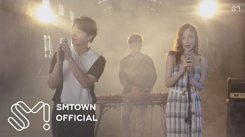 STATION X 태연 (TAEYEON) X 멜로망스 'Page 0' MV