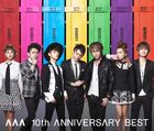 AAA - AAA 10th ANNIVERSARY BEST (CD+DVD+GOODS)